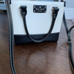 Kate Spade Color Block Crossbody Bag